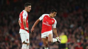 Demi Menangi Derby, Wenger Disarankan Tepikan Sanchez & Oezil