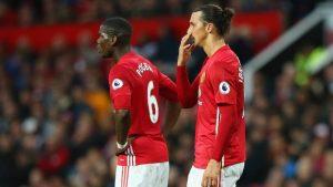 Ibrahimovic, Pogba, dan Rojo Masuk Skuat MU untuk Lawan Newcastle