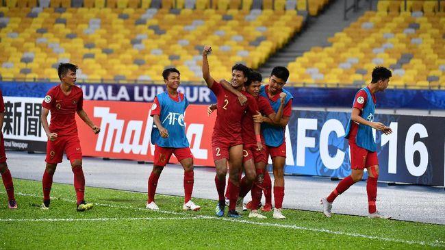 5 Fakta Menarik Timnas Indonesia U-16 Lolos ke Perempat Final