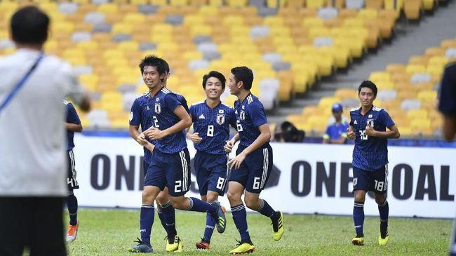 Timnas Indonesia U-16 Ditunggu Jepang Jika ke Semifinal