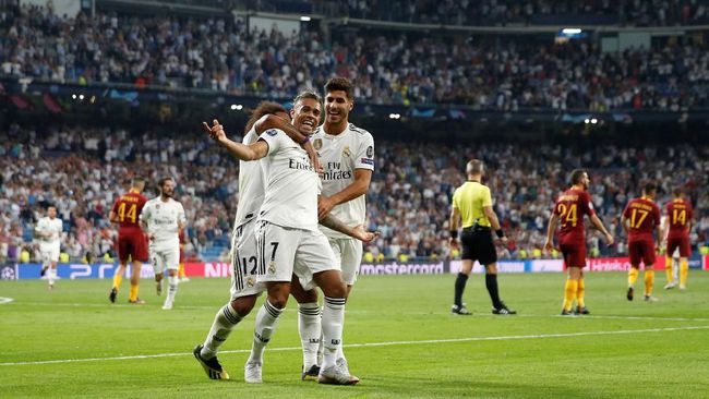 Madrid Diklaim Ingin Permalukan Atletico di Liga Champions