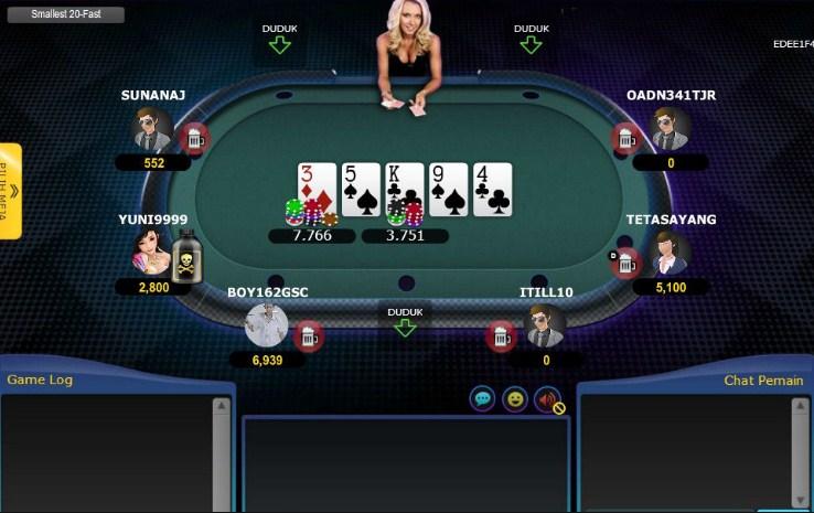Langkah Memilih Agen Poker Online