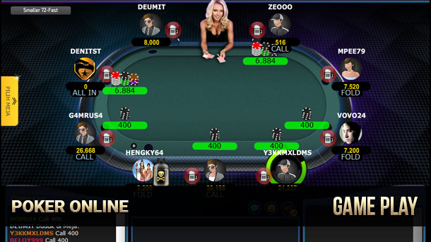 bermain fair poker online