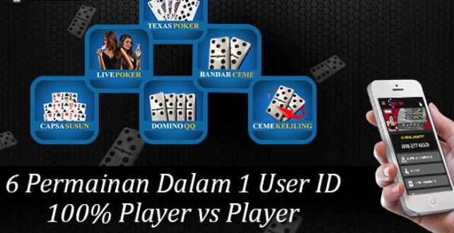 Bermain Poker Online Di Situs Resmi
